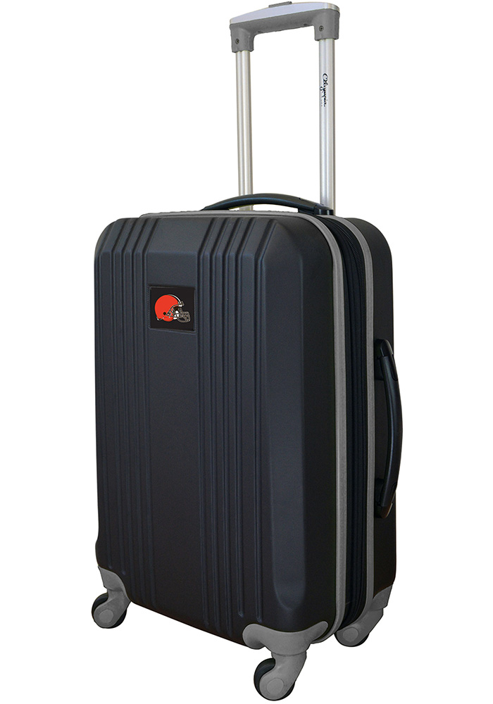Cleveland Browns Grey 21g Two Tone Luggage - Image 1