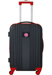 Detroit Pistons Red 21 Two Tone Luggage