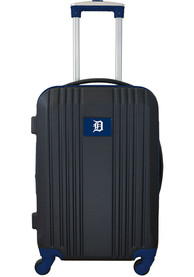 Detroit Tigers Navy Blue 21 Two Tone Luggage