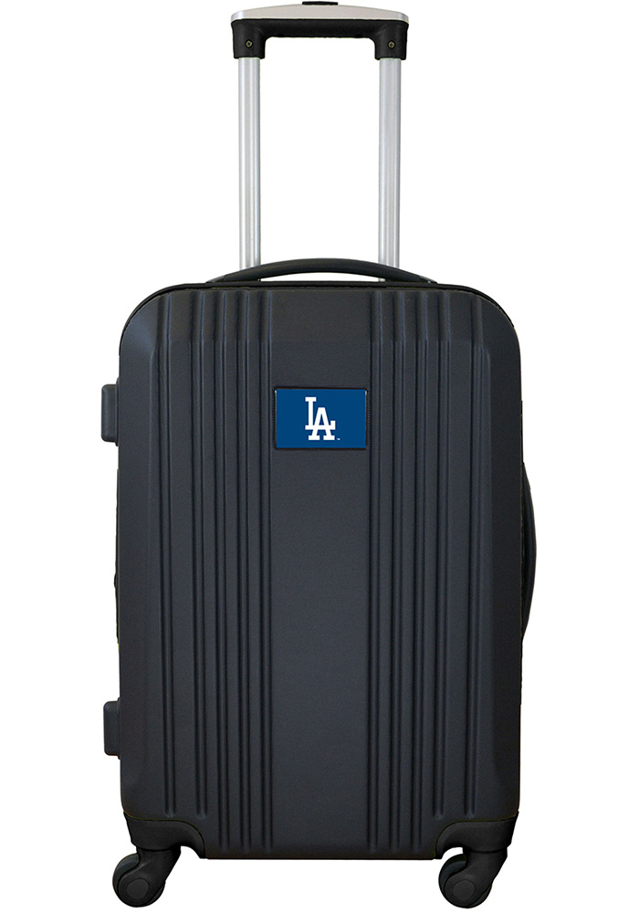 Los Angeles Dodgers Black 21g Two Tone Luggage - Image 1