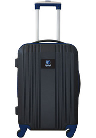 Memphis Grizzlies Navy Blue 21 Two Tone Luggage