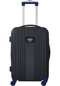 New Orleans Pelicans Navy Blue 21 Two Tone Luggage