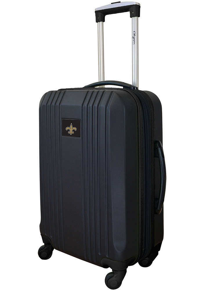 New Orleans Saints Black 21g Two Tone Luggage - Image 1