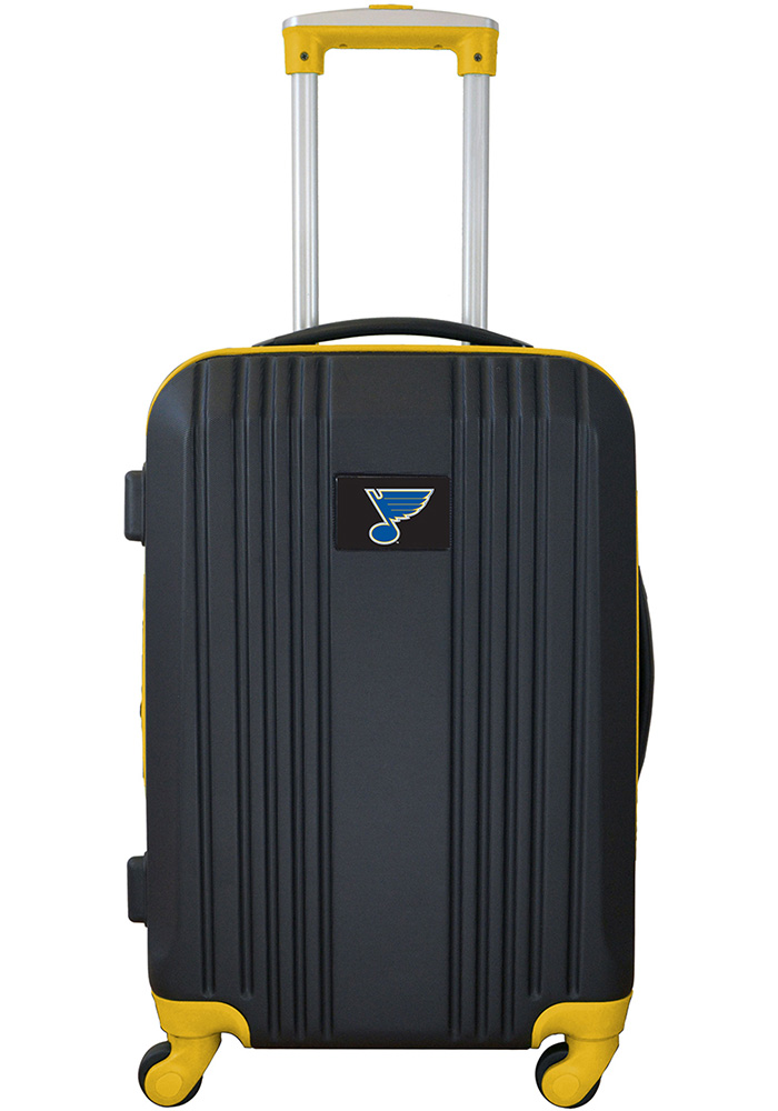 St Louis Blues Yellow 21g Two Tone Luggage - Image 1