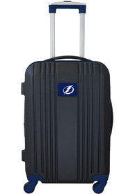 Tampa Bay Lightning Navy Blue 21 Two Tone Luggage