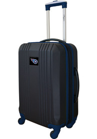 Tennessee Titans Navy Blue 21 Two Tone Luggage