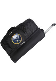 Buffalo Sabres Black 27 Rolling Duffel Luggage