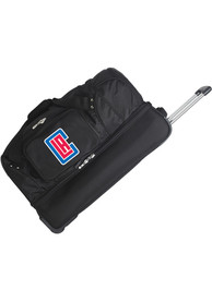Los Angeles Clippers Black 27 Rolling Duffel Luggage