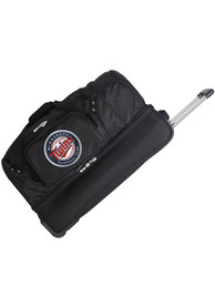 Minnesota Twins Black 27 Rolling Duffel Luggage