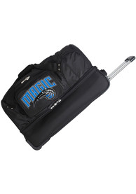 Orlando Magic Black 27 Rolling Duffel Luggage