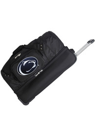 Penn State Nittany Lions Black 27 Rolling Duffel Luggage