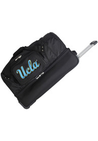 UCLA Bruins Black 27 Rolling Duffel Luggage