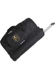 Vegas Golden Knights Black 27 Rolling Duffel Luggage