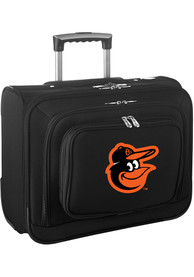 Baltimore Orioles Black Overnighter Laptop Luggage