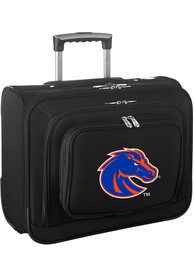 Boise State Broncos Black Overnighter Laptop Luggage