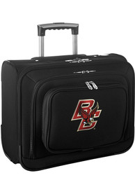 Boston College Eagles Black Overnighter Laptop Luggage