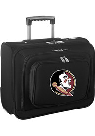 Florida State Seminoles Black Overnighter Laptop Luggage