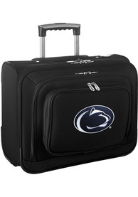 Penn State Nittany Lions Black Overnighter Laptop Luggage