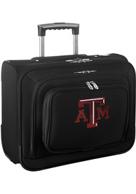 Texas A&M Aggies Black Overnighter Laptop Luggage