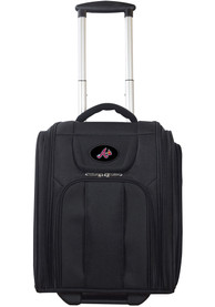 Atlanta Braves Black Wheeled Business Luggage