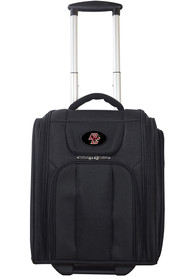 Boston College Eagles Black Wheeled Business Luggage