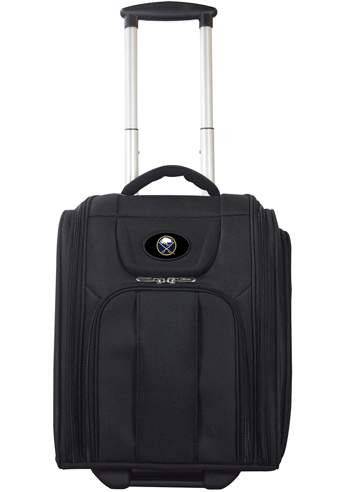 Buffalo Sabres Black Wheeled Business Luggage - Image 1