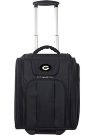 Green Bay Packers Black Wheeled Business Luggage