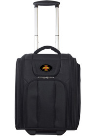 Iowa State Cyclones Black Wheeled Business Luggage