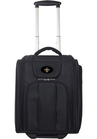 New Orleans Saints Black Wheeled Business Luggage