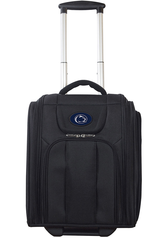 Penn State Nittany Lions Black Wheeled Business Luggage - Image 1