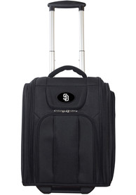 San Diego Padres Black Wheeled Business Luggage