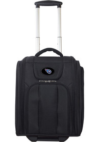 Tennessee Titans Black Wheeled Business Luggage