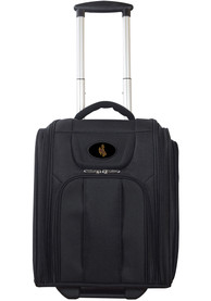 Wyoming Cowboys Black Wheeled Business Luggage