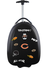 Chicago Bears Black Kid Pod Luggage