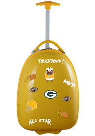 Green Bay Packers Yellow Kid Pod Luggage