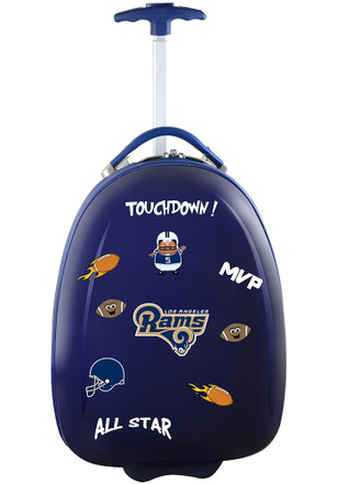St Louis Rams Navy Blue Kid Pod Luggage