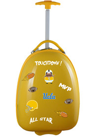 UCLA Bruins Yellow Kid Pod Luggage