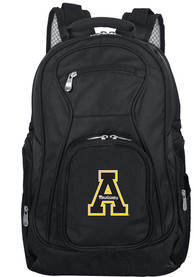 Appalachian State Mountaineers 19 Laptop Backpack - Black