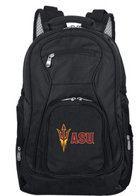 Arizona State Sun Devils 19 Laptop Backpack - Black