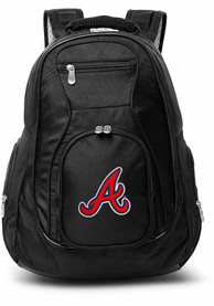 Atlanta Braves 19 Laptop Backpack - Black