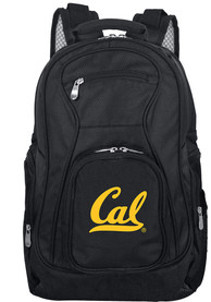 Cal Golden Bears 19 Laptop Backpack - Black
