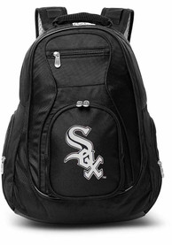 Chicago White Sox 19 Laptop Backpack - Black
