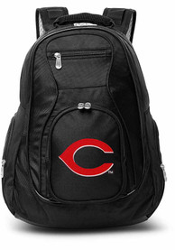 Cincinnati Reds 19 Laptop Backpack - Black