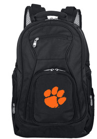 Clemson Tigers 19 Laptop Backpack - Black