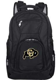 Colorado Buffaloes 19 Laptop Backpack - Black