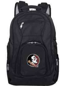 Florida State Seminoles 19 Laptop Backpack - Black