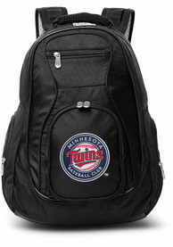 Minnesota Twins 19 Laptop Backpack - Black