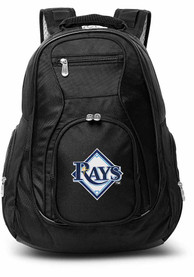Tampa Bay Rays 19 Laptop Backpack - Black