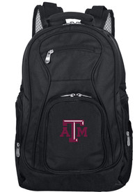 Texas A&M Aggies 19 Laptop Backpack - Black