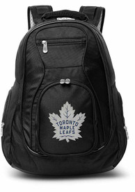 Toronto Maple Leafs 19 Laptop Backpack - Black